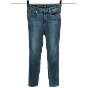 Paige Hoxton Crop Rollup Skinny Jeans Sz 29